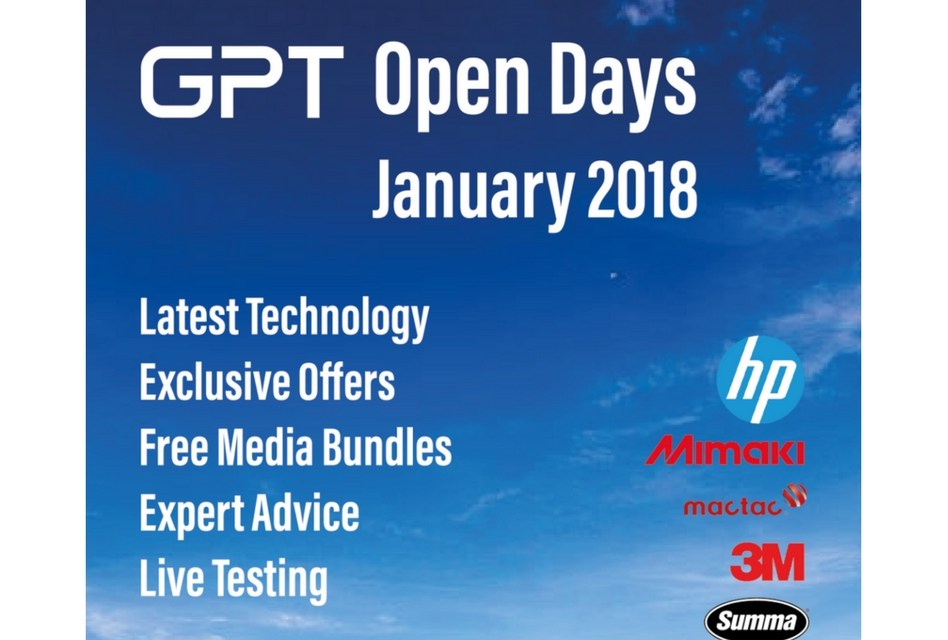 GPT to host Open Day events in January