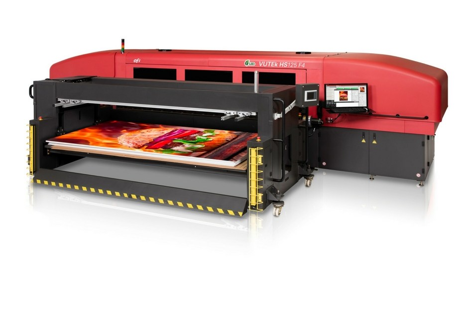 EFI launches new VUTEk HS presses for signs and graphics