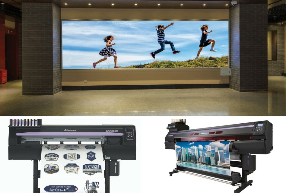 Hybrid to show its broadest ever range of Mimaki machines