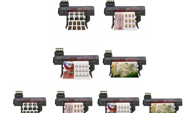 Hybrid to offer a sneak preview of the UCJV printer/cutters