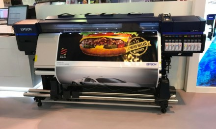Epson to show a diversity of applications