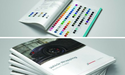 Collect the new Spandex Wrapping Product Guide