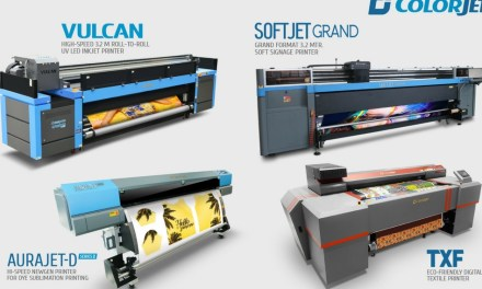ColorJet to introduce its latest digital textile printing solutions