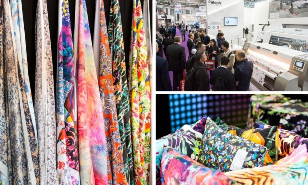 FESPA 2018 to showcase largest ever textile offering