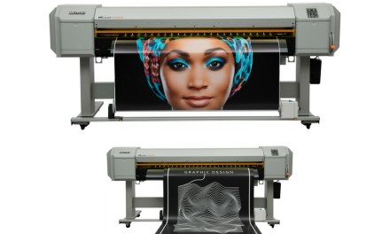 Mutoh will premier the new ValueJet 1638UR printer