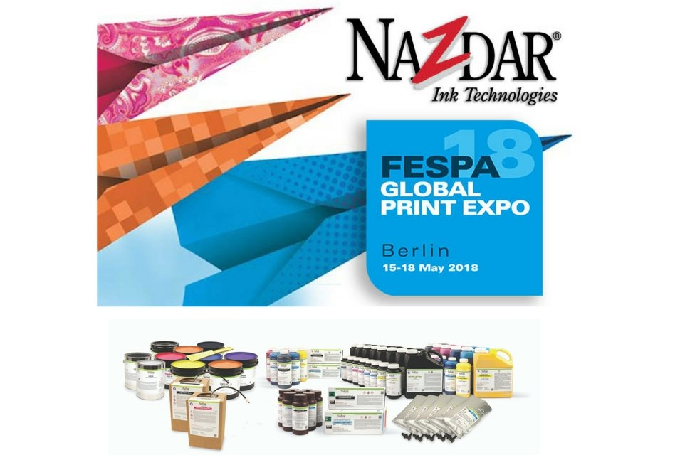 Nazdar Ink Technologies to reveal latest ink innovations