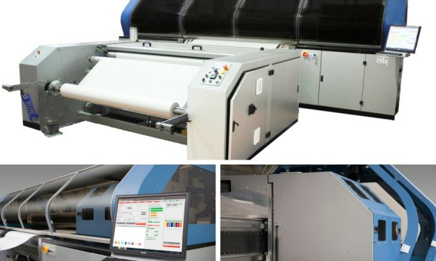 Mimaki enhances the capabilities of the Tiger-1800B MkII