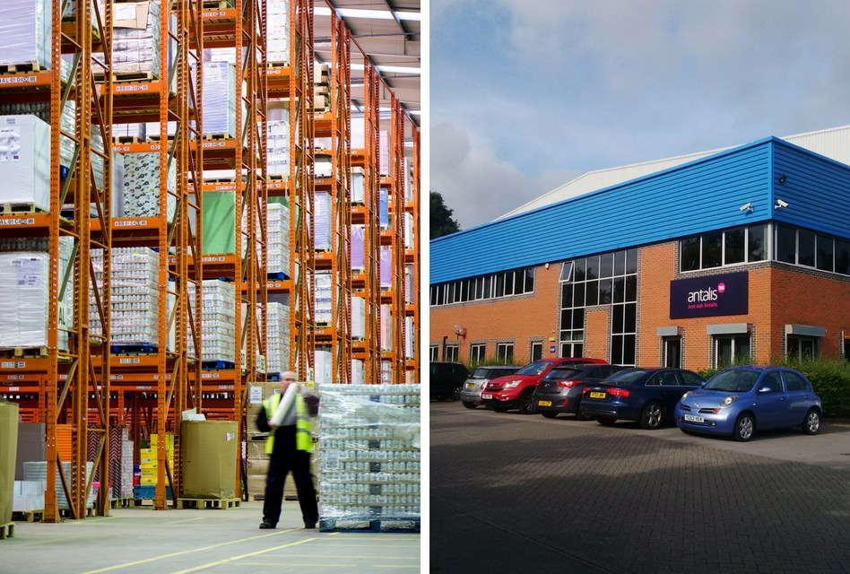 Antalis offers an enhanced facility in Leeds