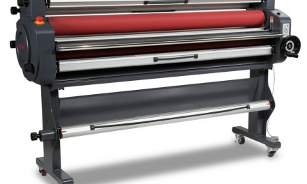 New Mimaki Laminator now being demonstrated at Hybrid