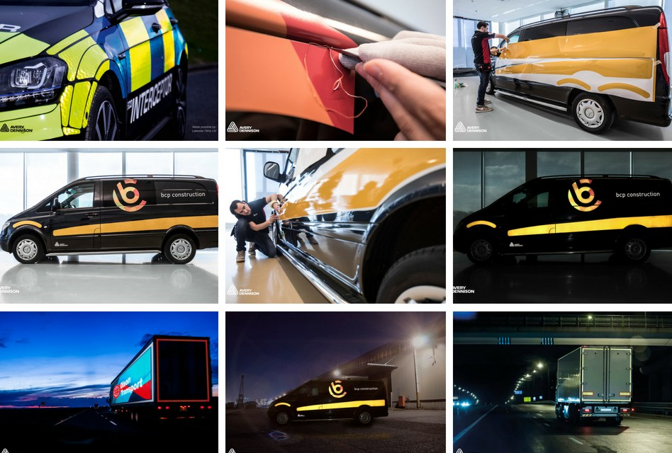 Ultimate vehicle visibility solutions from Avery Dennison
