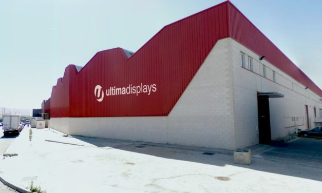 Ultima Displays opens a new office in Madrid