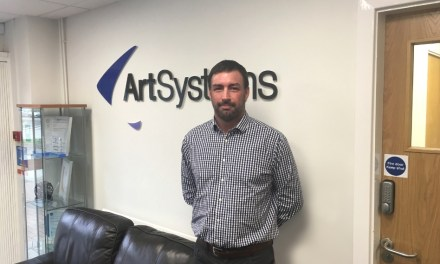ArtSystems recruits new Sales & Marketing Director
