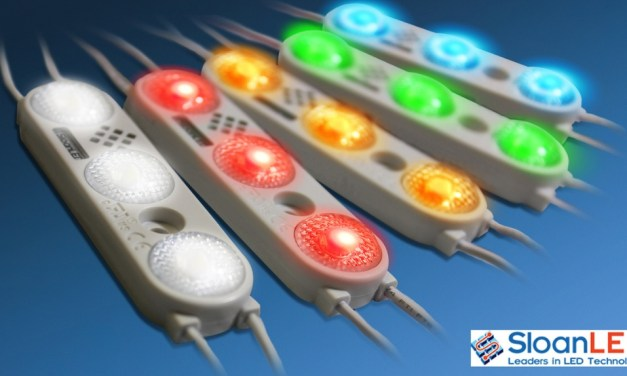 SloanLED offers 10-year warranty on LED modules and systems