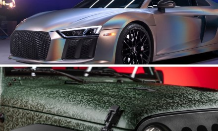 Spandex adds new colours of 3M 1080 Wrap Film Series