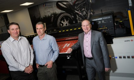 Agfa helps Henderson Print drive growth