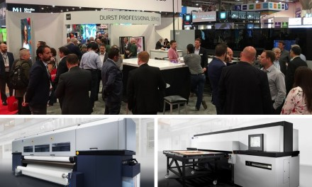 Two wins for Durst at SGIA Expo 2018