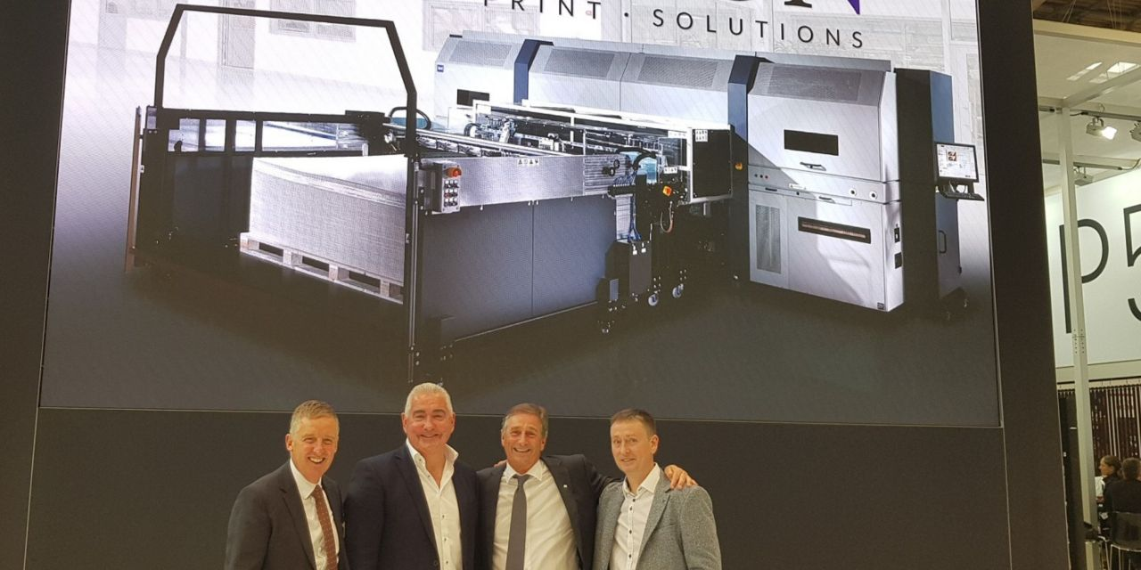 Horizon signs deal for new Durst system at FESPA 2019