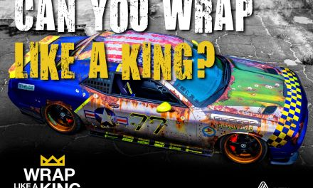 Avery launches Wrap Like a King 2019 challenge