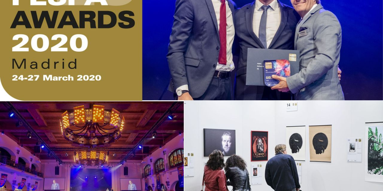 FESPA launches 2020 awards with four new categories