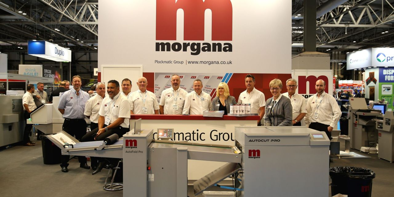 Morgana Systems returns to The Print Show