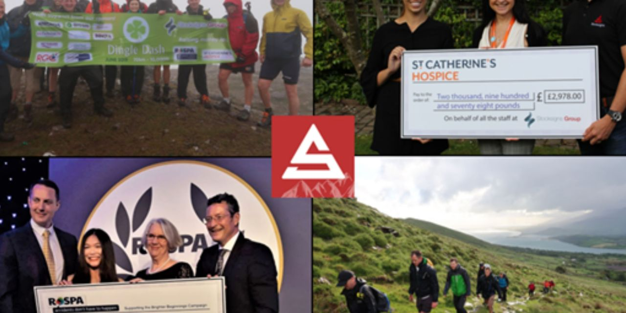 Stocksigns completes the Dingle Dash
