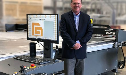 CMYUK to distribute Gerber's MCT laser cutters