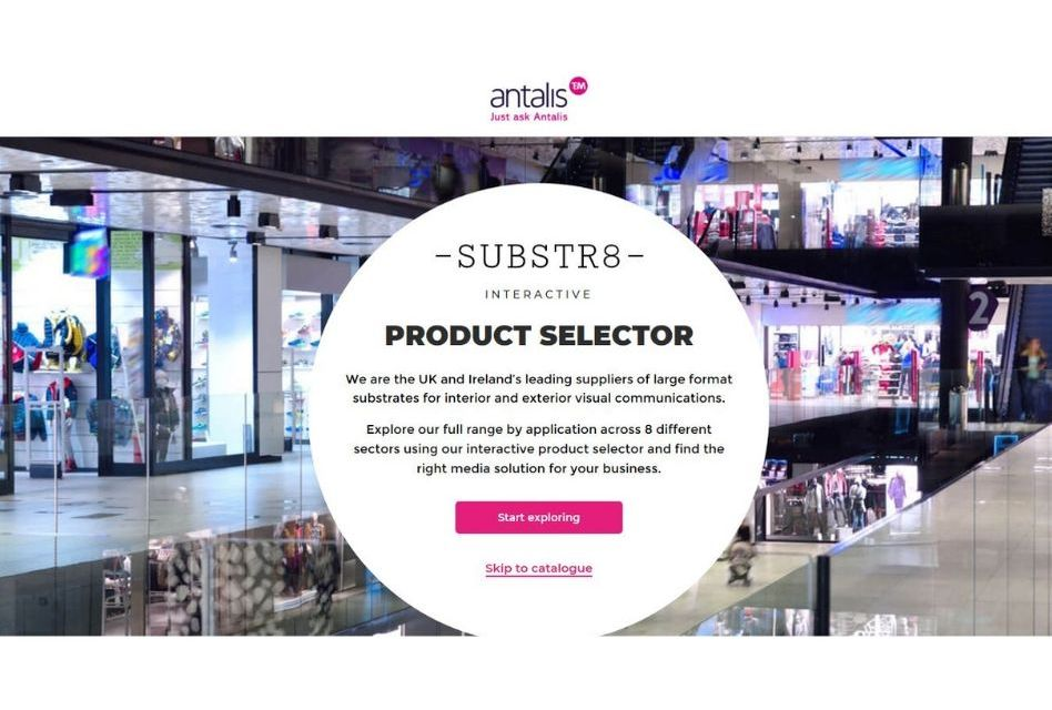 Material selection made easy with SUBSTR8