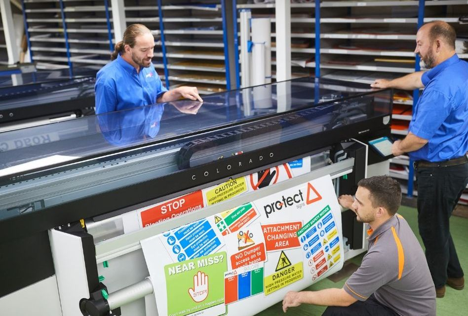 Protect Safety Signs invests in Colorado