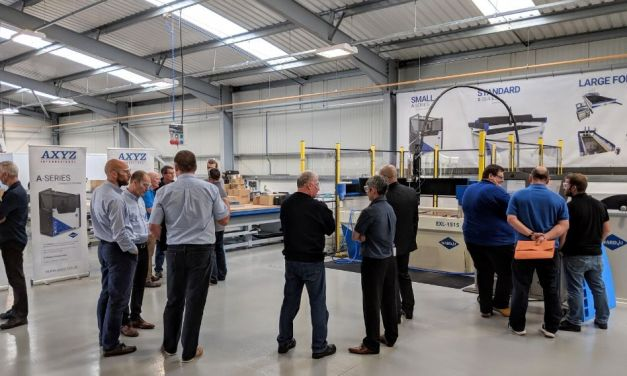 AXYZ Open House assists customers' future growth