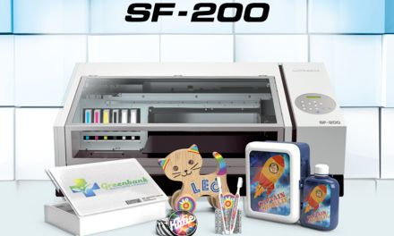 Roland DG launches SF-200 for sensitive applications