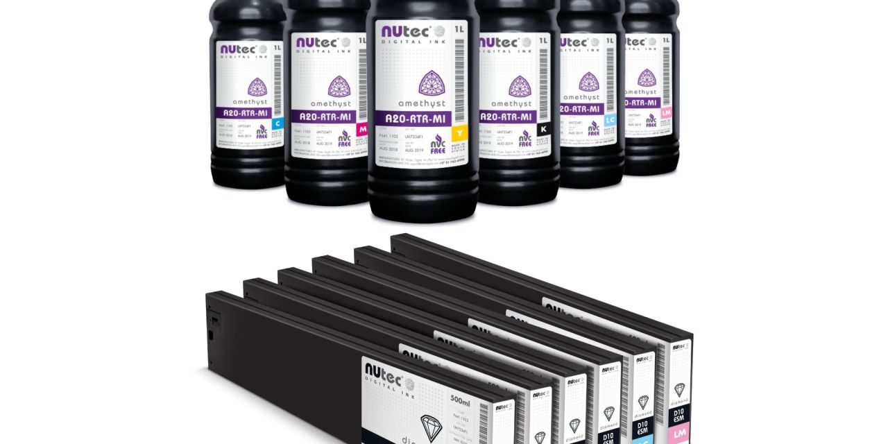 Atlantic to distribute NUtec inks
