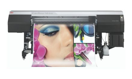 Mimaki to distribute OKI wide-format printers
