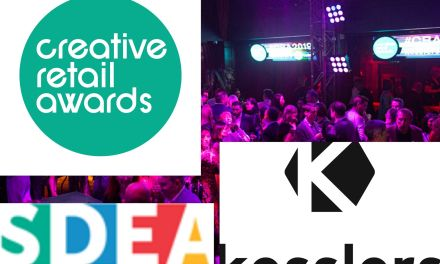 Kesslers is headline sponsor of the Creative Retail Awards