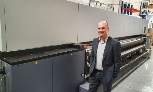 Aurora Graphics steps up to the next level with Durst
