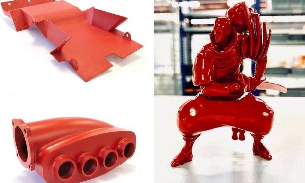 Weerg's passion for printing turns red!