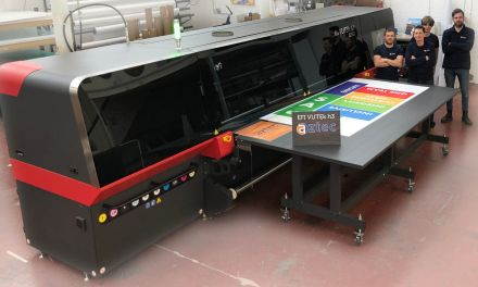 Aztec Signs selects a printer for the next generation
