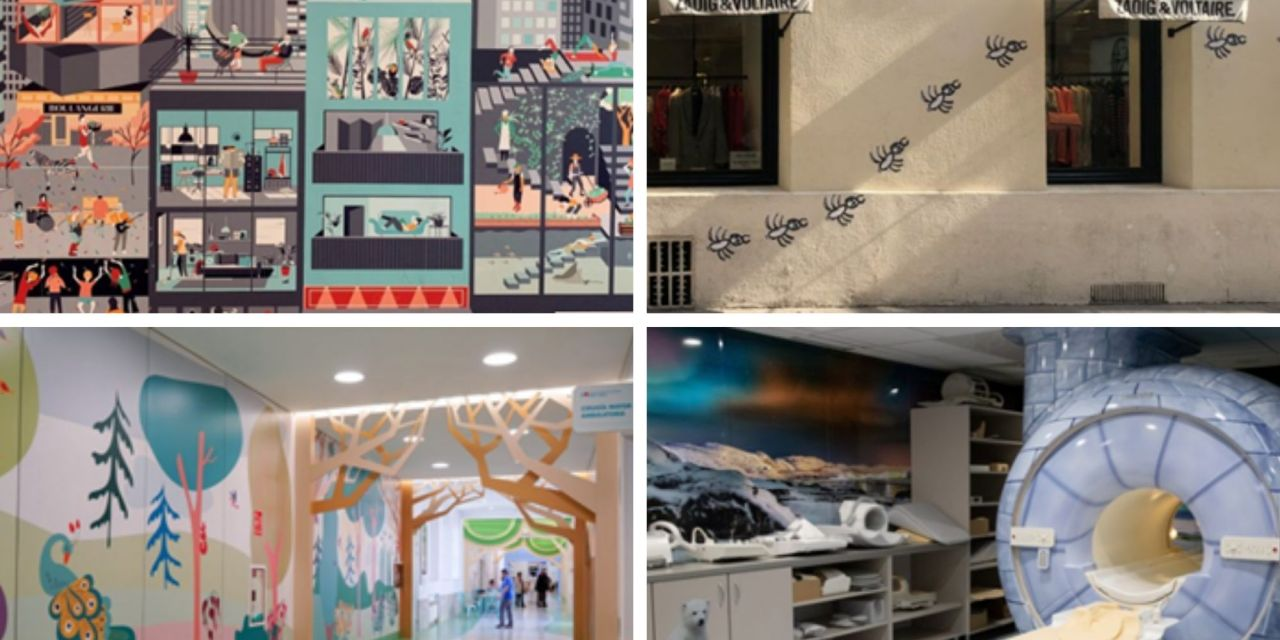 Antalis reveals the winners of its Interior Design Awards
