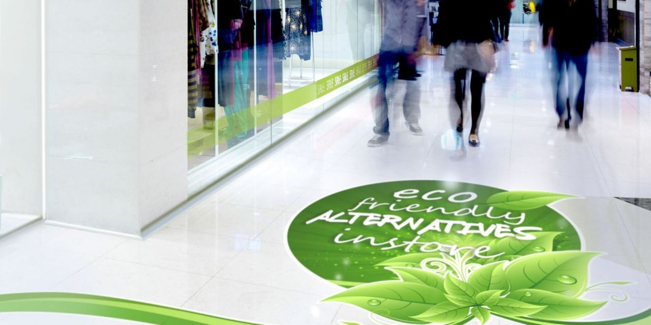 Drytac introduces new PVC-free floor graphic solutions