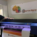 Source Signs speeds up with a Roland TrueVIS VG2-640