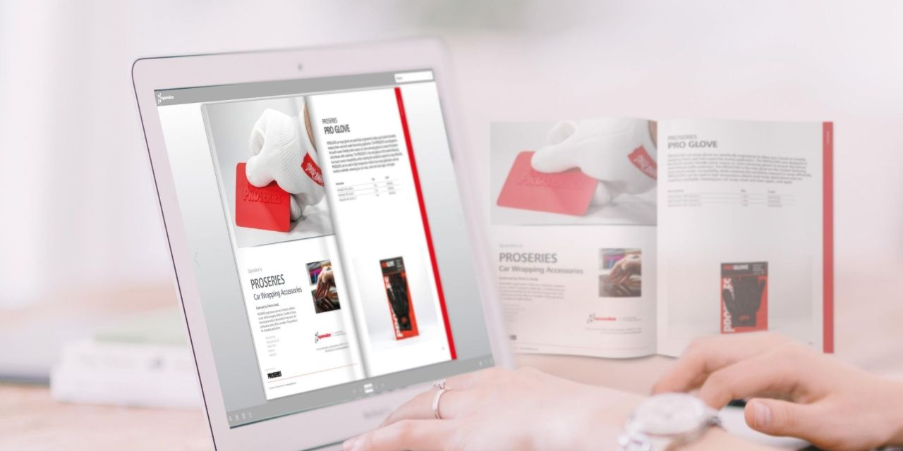 Spandex introduces new accessories product guide