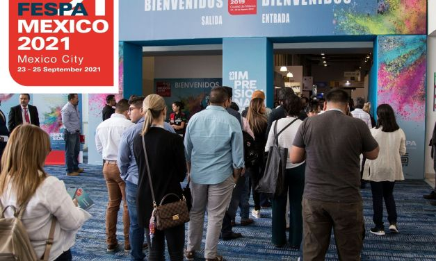 FESPA Mexico postponed until September 2021
