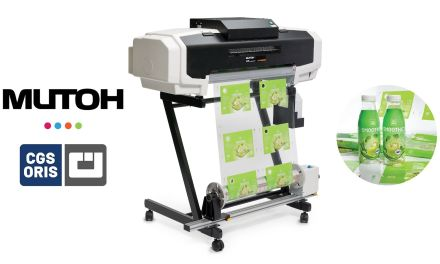 Mutoh and CGS Oris offer packaging proofing solution