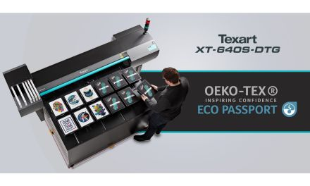 Roland offers Texart users a stamp of sustainability