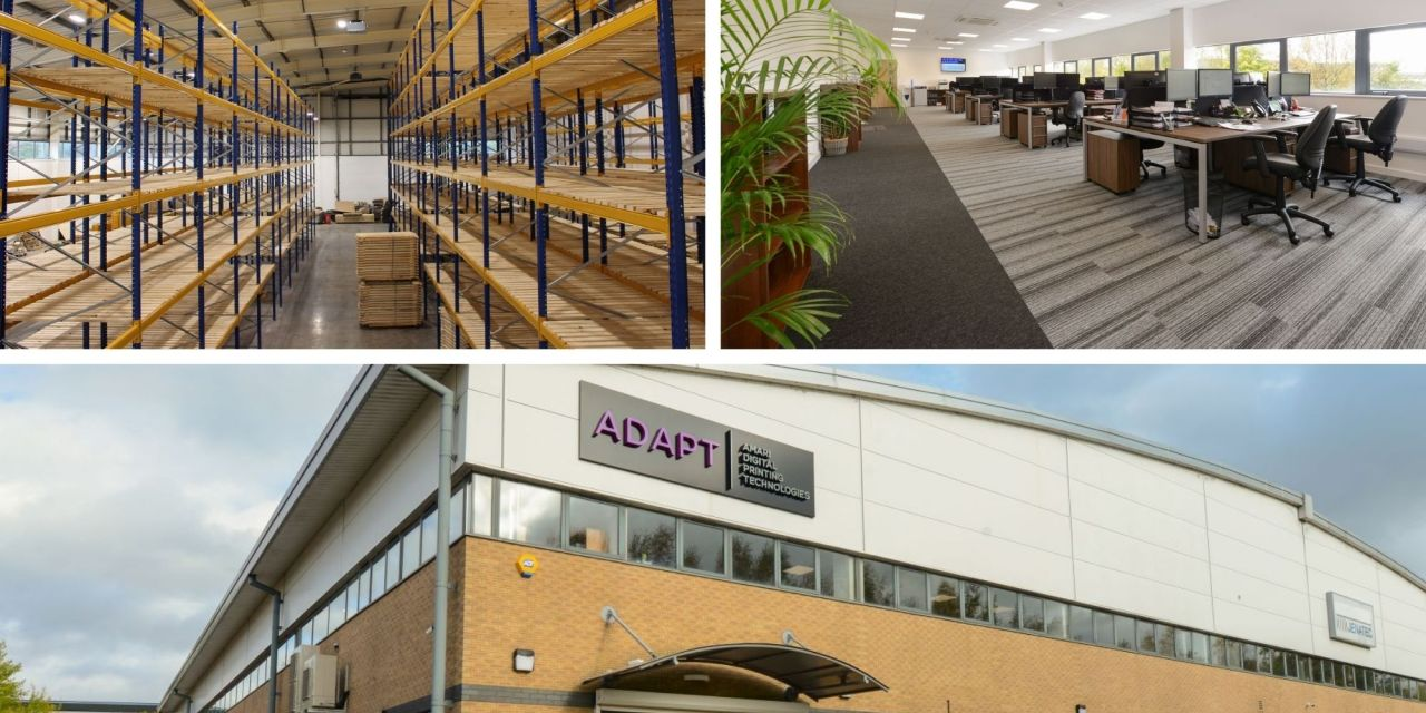 ADAPT move will enhance services and stock