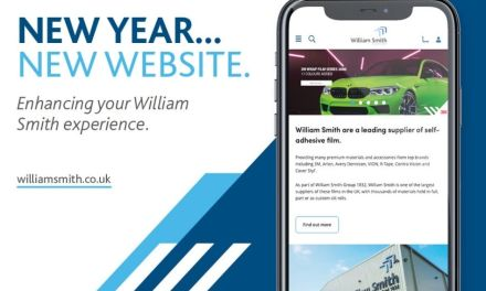 New year, new website for William Smith