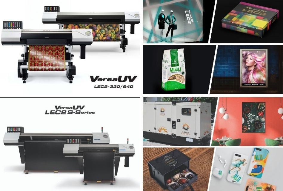 Roland DG launches two new printing solutions