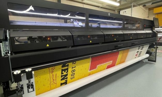 Scot Signs to launch new businesses with HP Latex 1500