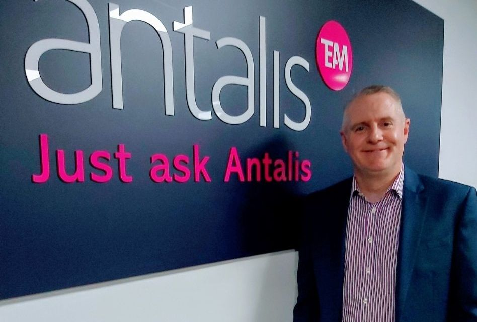 Antalis UK appoints Simon Fisher as Commercial Director