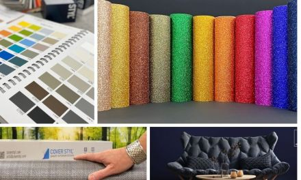 Cover Styl architectural finishes add a touch of class