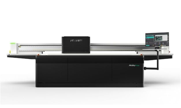 Fujifilm introduces the new Acuity Prime flatbed printer